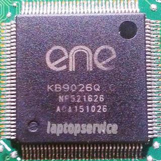Прошивка мультиконтроллеров ENE - KB9026