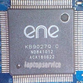Прошивка мультиконтроллеров KB9027