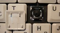 разборка клавиатуры ноутбука