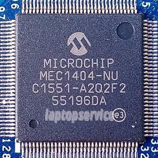Прошивка мультиконтроллеров MEC1404, MEC1609