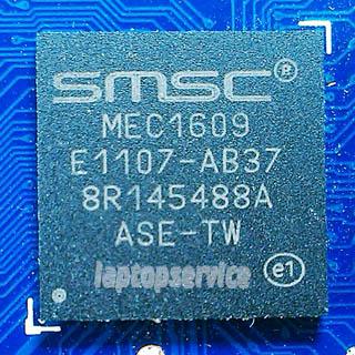 Прошивка мультиконтроллеров MEC1609