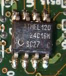 пароль в EEPROM 24C16