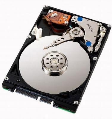 Ремонт HDD ноутбуков